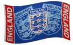 England Football Club Large 5ft x 3ft Flag (03)